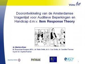 plaatje Amsterdamse vragenlijst