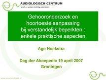 Hoekstra1